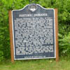 Dubuque historical marker