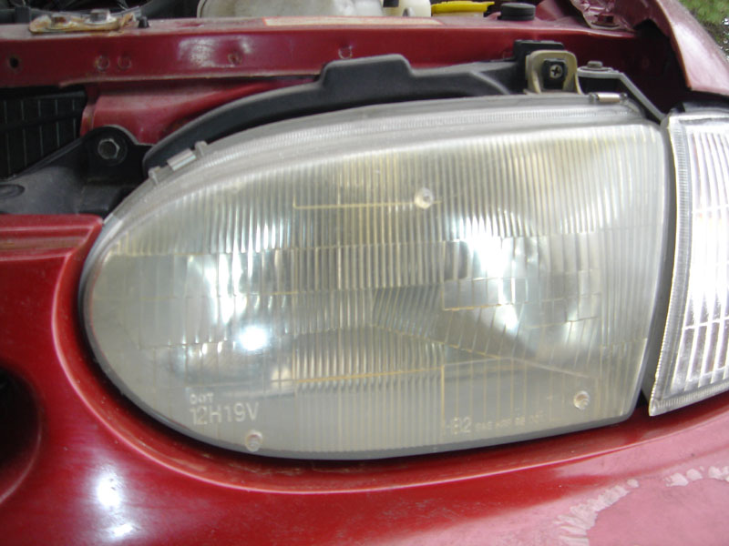 How To Repair Foggy Headlights Yourself At Home
